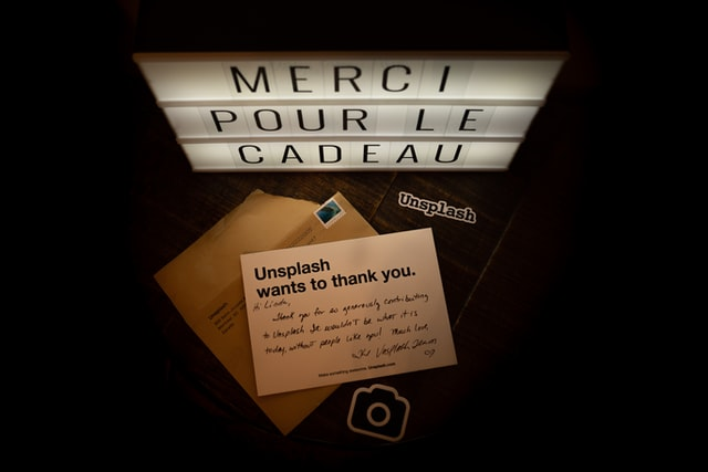 merci in french